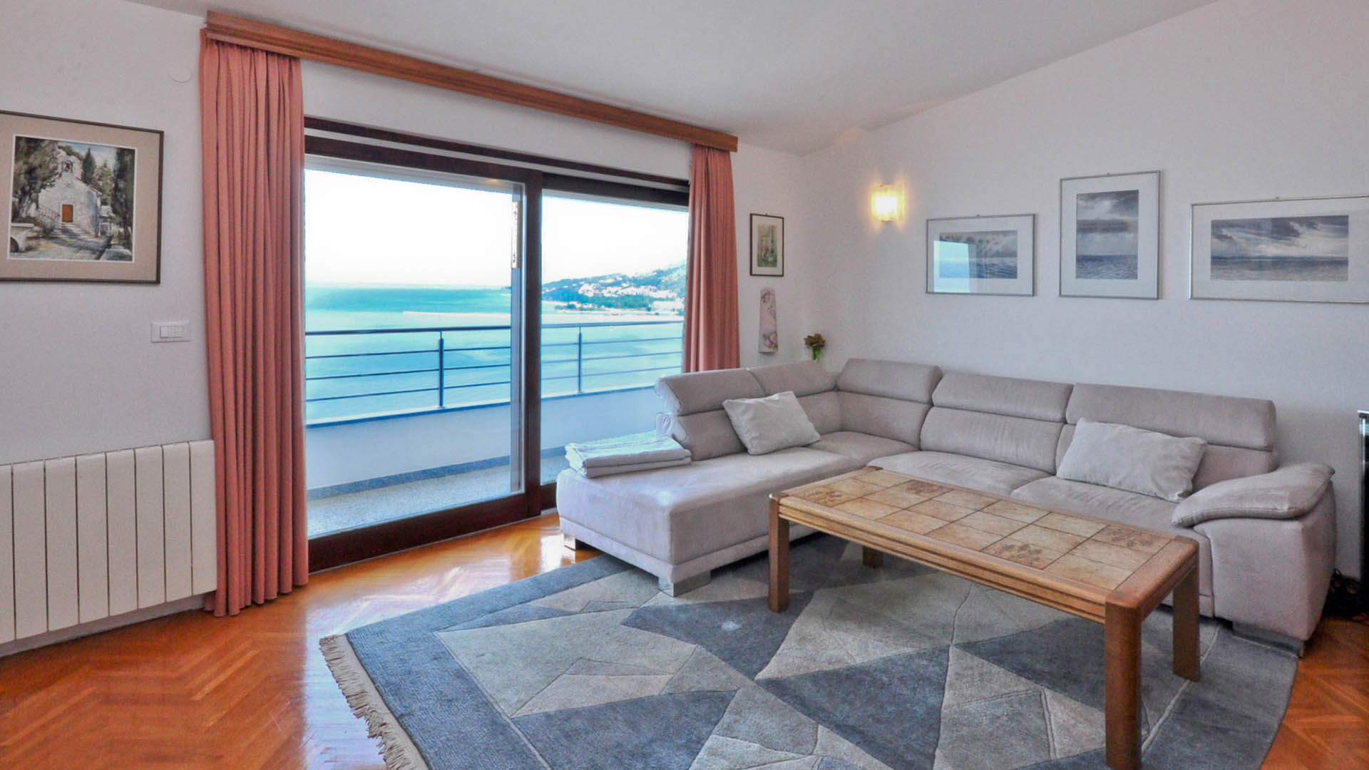 Deluxe Apartment - Omis Apartments