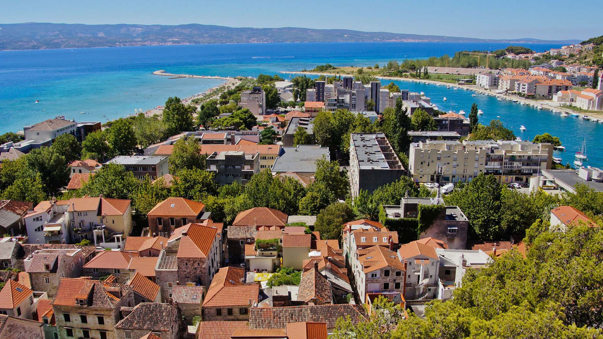Town of Omis